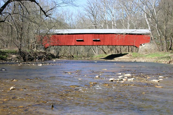 Covered Bridges of Indiana
