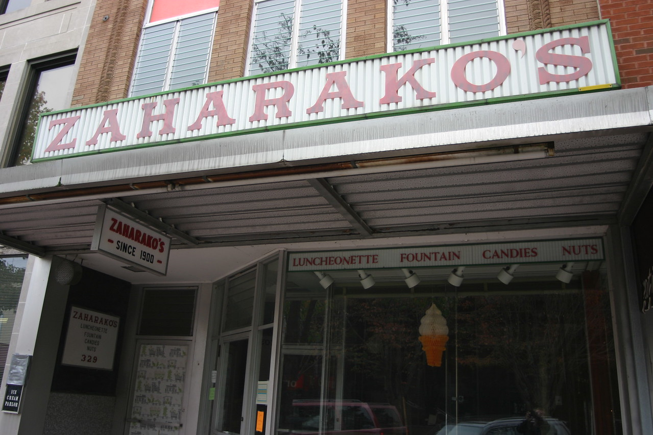 Zaharako's in Columbus, Indiana.